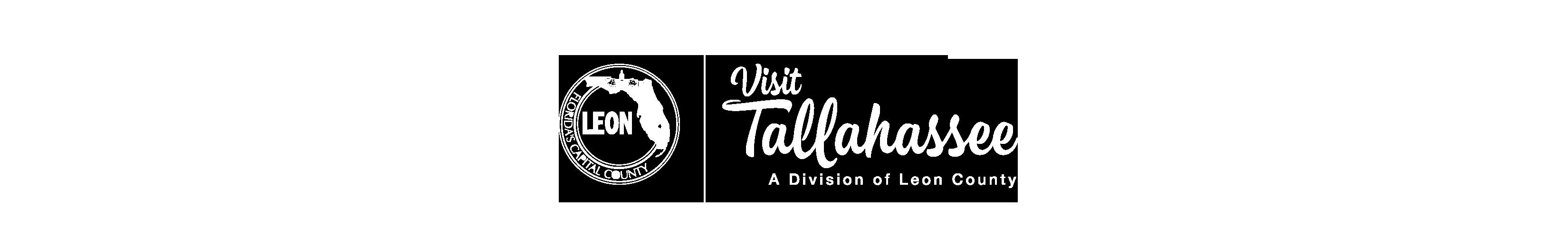 Logos: COCA, Visit Tallahassee, City of Tallahassee